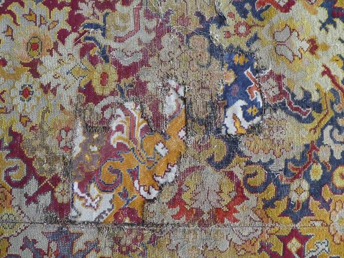 Carpet 5 after